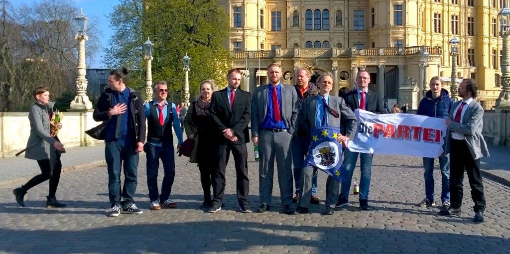 Die Weltkulturerben in Schwerin